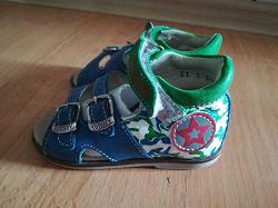 Отдается в дар «Ортопедические сандалии 21 размер»