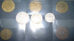 Отдается в дар «Монеты Союза Советских Социалистических Республик»