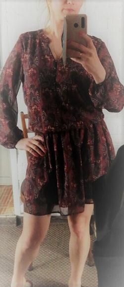 Отдается в дар «Туника — платье 42 размер»
