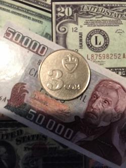 Отдается в дар «ГВС и биметалл монеты Нумизматам»