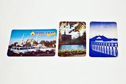 Отдается в дар «карманные календари»