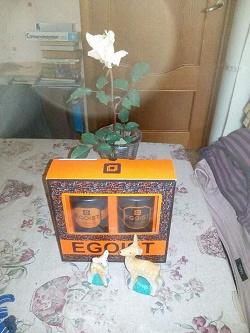 Отдается в дар «Косметический парфюмерный набор для мужчин»