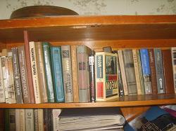 Отдается в дар «Книги (художественная литература)»