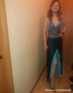 Отдается в дар «Платье вечернее 40-42 разм»
