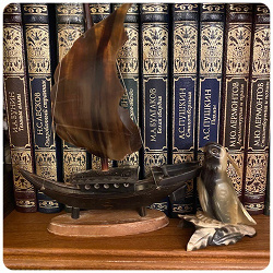 Отдается в дар «Птица костяная. сувенир»