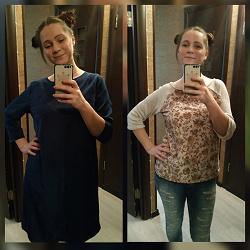 Отдается в дар «Одежда женская 48-50»