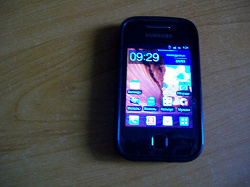 Отдается в дар «Samsung Galaxy Y GT-S5360»