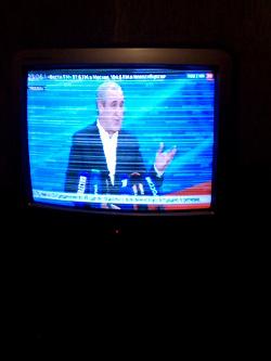 Отдается в дар «Телевизор кинескопный»