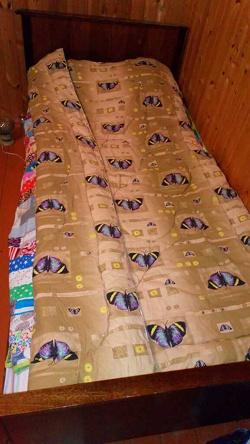 Отдается в дар «Одеяло односпальное, 140*205»
