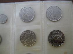 Отдается в дар «Монеты к 23 февраля»