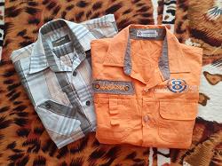 Отдается в дар «Рубашки летние для мальчика»