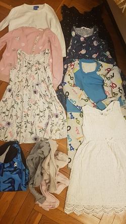 Отдается в дар «Одежда для девочки (5л, р.125-130)»