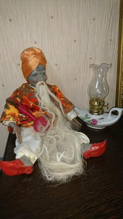 Отдается в дар «Кукла для коллекции»