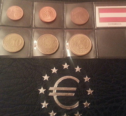 Отдается в дар «2 евроцента Австрии»