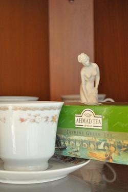 Отдается в дар «Чай Ахмат пакетированный»