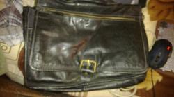 Отдается в дар «Мужская сумка-портфель. кожаный. casual»