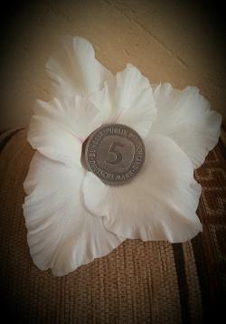 Отдается в дар «5 немецких марок»
