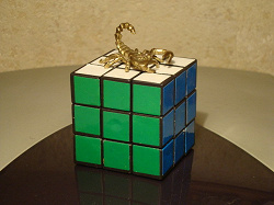 Отдается в дар «кубик рубик»