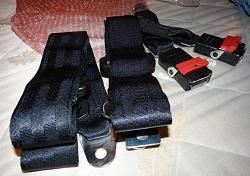 Отдается в дар «Ремни безопасности Norma РБ6-А»