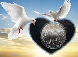 Отдается в дар «Монета- Беларусь 1 рубль «Сретение»»