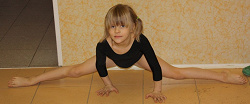 Отдается в дар «гимнастические купальники рост 122»