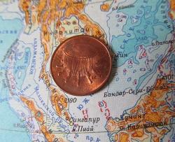 Отдается в дар «монета Малайзии»
