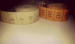Отдается в дар «Ленты сантиметровые»
