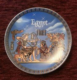 Отдается в дар «Сувенирные тарелки»