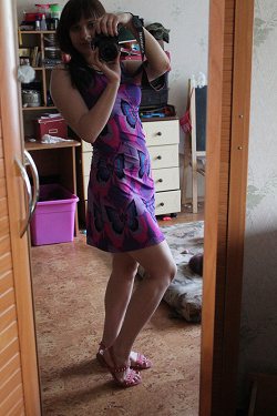 Отдается в дар «Платье летнее, р-р 40»