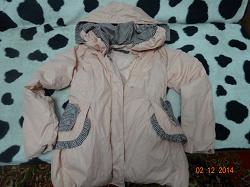 Отдается в дар «Демисезонная куртка для девочки 9-11 лет»