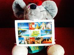 Отдается в дар «Посткроссинг from Thailand»