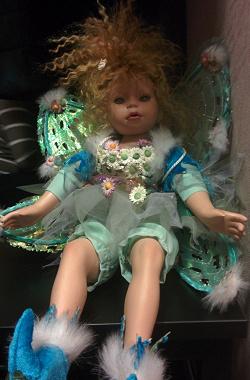 Отдается в дар «Фарфоровая кукла.»