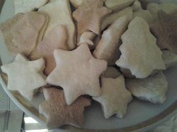 Отдается в дар «формочки для печенек»