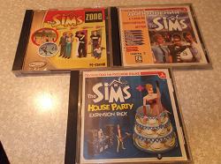 Отдается в дар «Игры на CD»