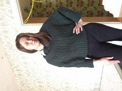 Отдается в дар «Модный свитер темно-зеленый»