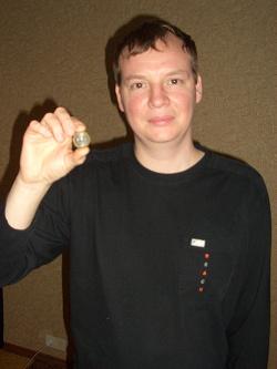 Отдается в дар «Республика Калмыкия 2009 СПМД»