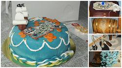 Отдается в дар «Декор для праздника в Морском стиле»