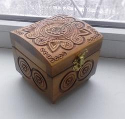 Отдается в дар «Шкатулка»