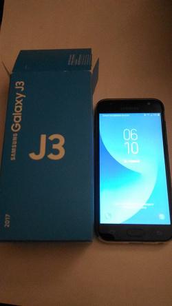 Отдается в дар «Samsung Galaxy J3»