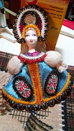 Отдается в дар «Кукла»