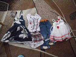 Отдается в дар «Платье на девочку»