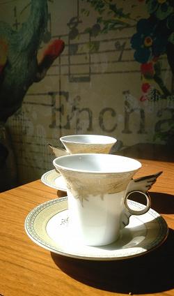 Отдается в дар «кофейный сервиз 6 чашечек с блюдцами»