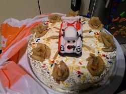Отдается в дар «Украшение на торт»