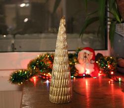 Отдается в дар «Свеча новогодняя»