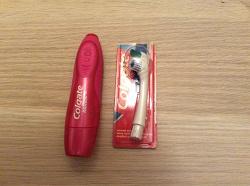 Отдается в дар «Электрическая зубная щётка Colgate Motion»