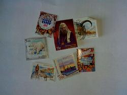 Отдается в дар «марки. храмы»