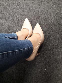 Отдается в дар «Туфли»