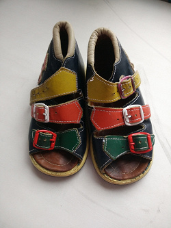 Отдается в дар «Обувь детская»