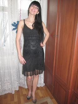 Отдается в дар «Платье вязанное»