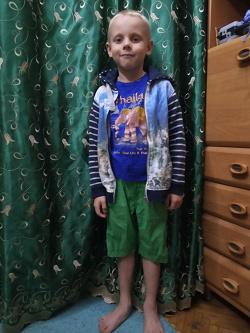 Отдается в дар «Одежда для мальчика 122»